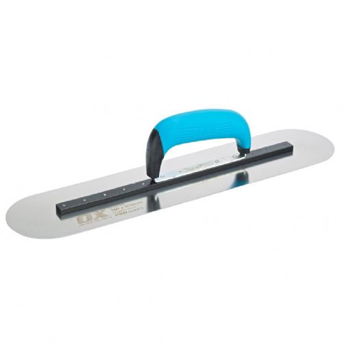 PRO 110x450mm S/STEEL POOL FINISHING TROWEL P015818